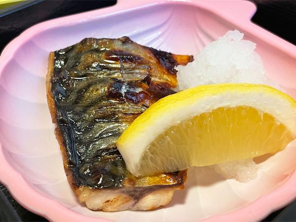07焼き鯖