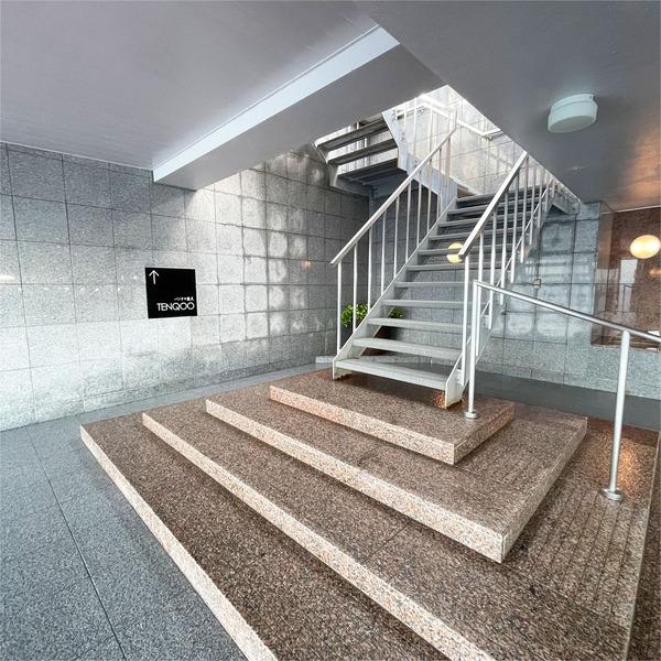 12展望大浴場・階段を登ってパノラマ露天へ