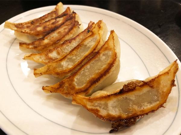 07焼き餃子(462円)