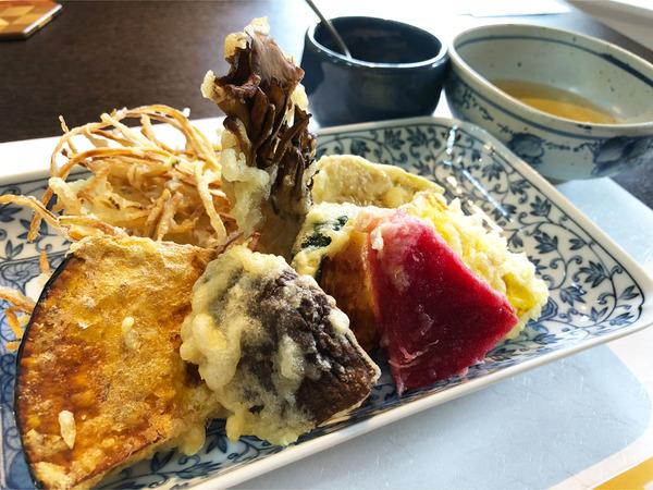 06野菜の天ぷら