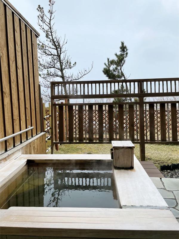 09客室露天風呂