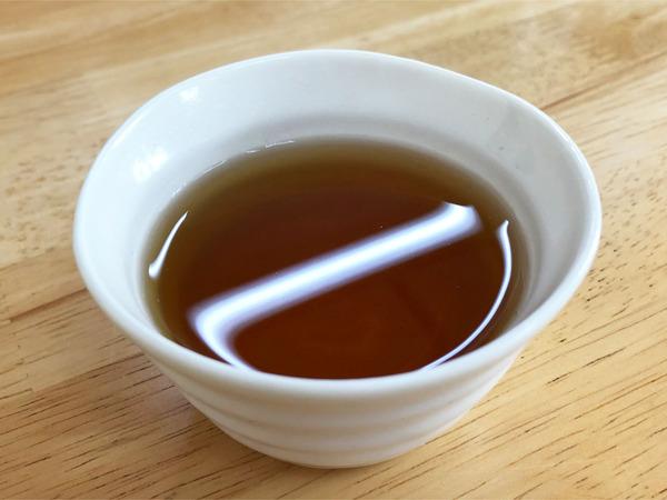 09サービスのウーロン茶