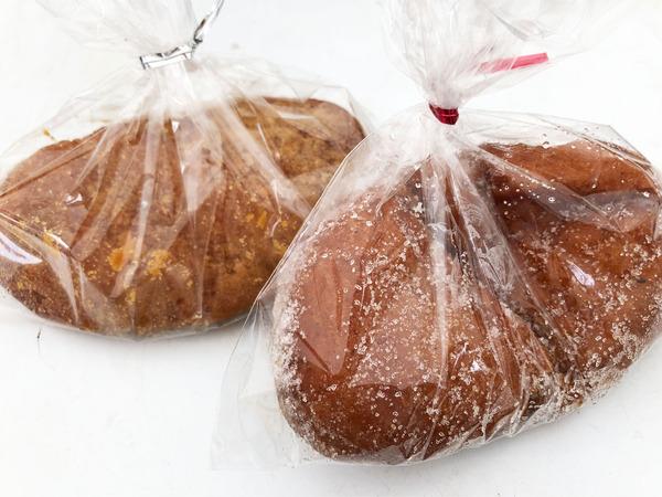 02グッドラックさんの揚げパン