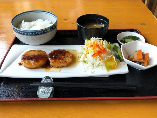 05ホタテステーキ定食(1700円)