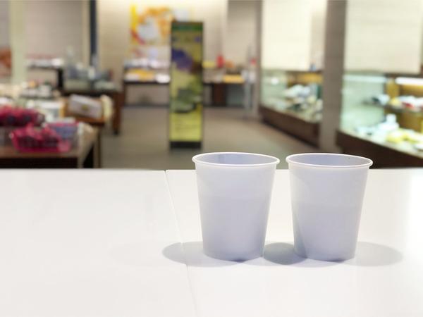 12サービスのコーヒーを頂いて帰ります