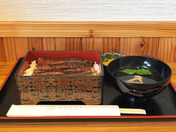01うな重(3850円)