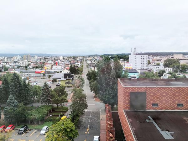 28部屋からの眺め(東側)