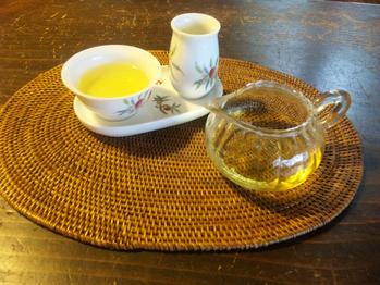 メガネ太郎 お茶