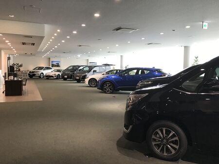20190601トヨタショールーム01