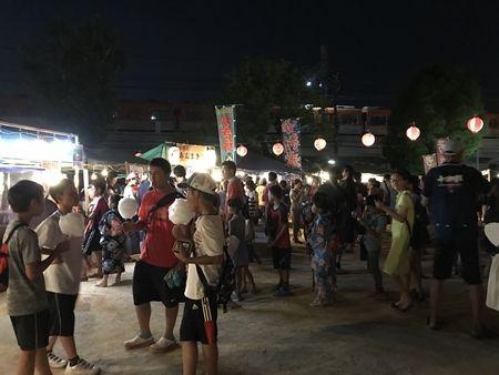 20170806住吉川21盆踊り