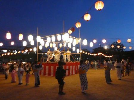 20170806住吉川16盆踊り