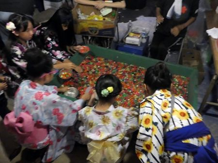 20170806住吉川18盆踊り