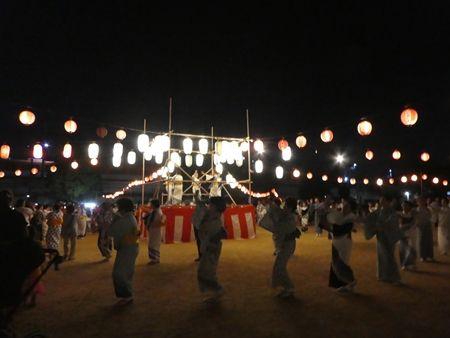 20170806住吉川17盆踊り
