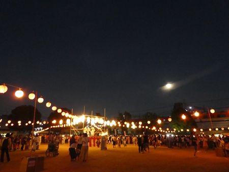 20170806住吉川15盆踊り