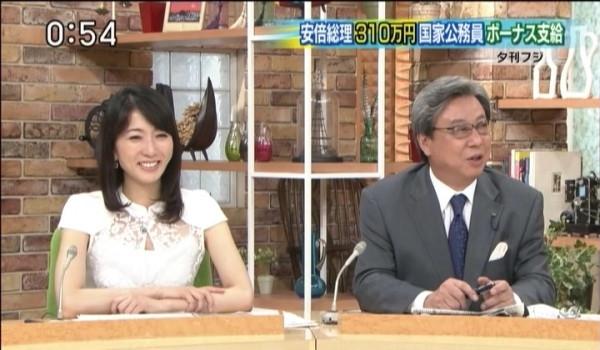 □ワイドスクランブルと今日のファッション : キッズライン社長 経沢 ...