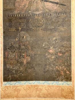 聖徳太子と四天王2