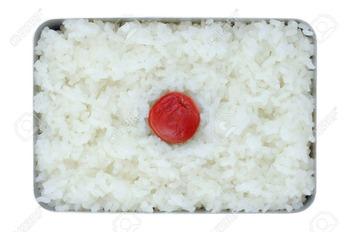 20272599-japanese-simple-lunch-hinomaru-bento-Stock-Photo