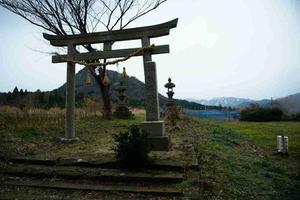 久美浜・神社熊野