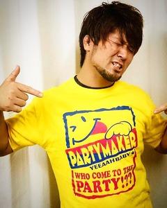 GO浅川Tシャツ