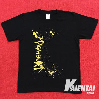 K-DOJO凶月Tシャツ201807