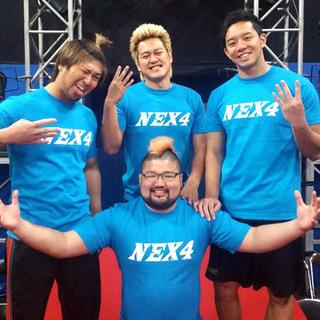 NEX4Tシャツ