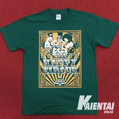 Happy大サーカスTシャツ
