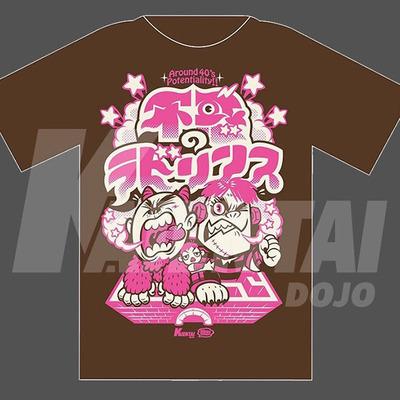 K-DOJOふわラビTシャツ