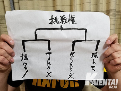 K-DOJOタンク永井杯TAG