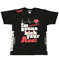 TAKAみちのく×コラソン コラボTシャツ2016(ブラック)