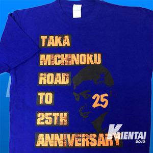 TAKA25Tシャツ