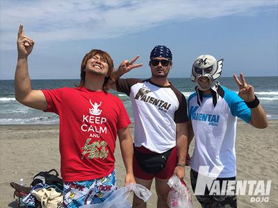 K-DOJO海の日01