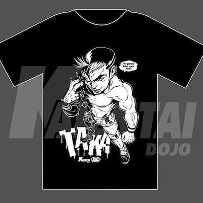 K-DOJOTAKAシャツ1112