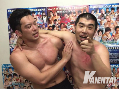 K-DOJO吉田&柏