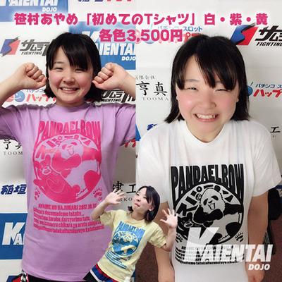 笹村Tシャツ3色