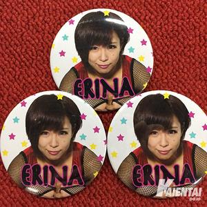 ERINA缶バッジ