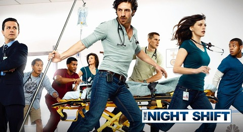 The Night Shift TV Series Cast Wallpaper