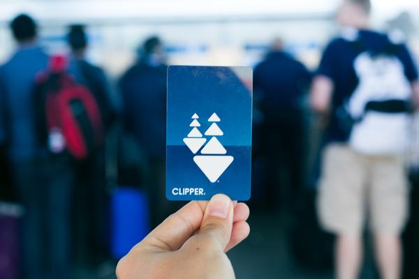 【サンフランシスコ】入国から市内への電車チケット購入まで(BART/ClipperCard)