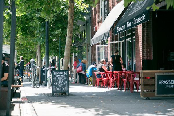 【サンフランシスコ観光】お洒落カフェやベーカリーが沢山!バレンシアストリート散策