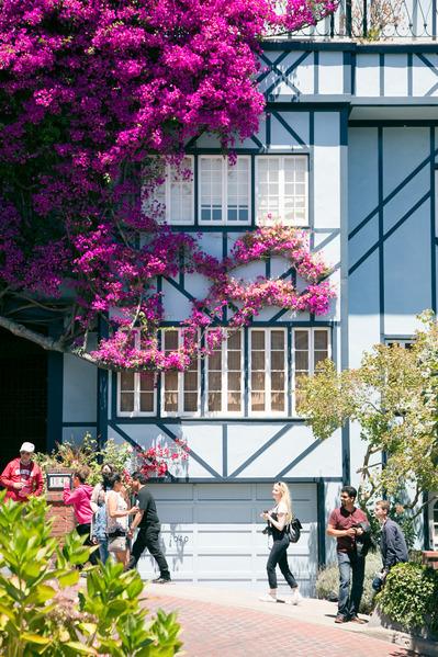【サンフランシスコ観光】撮影スポットに!絶妙なニュアンスカラーの可愛い家々