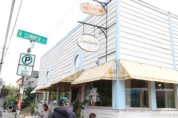 【ポートランド4日目①】とびきり美味しい朝食のお店・Sweedeedee