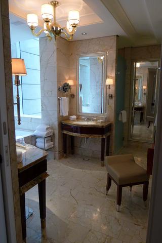 1泊3日、シンガポールの旅  - セント レジス シンガポール(THE ST. REGIS SINGAPORE)ホテル