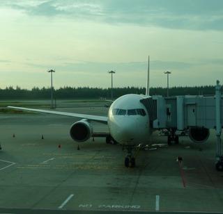 1泊3日、シンガポールの旅  - 日本航空のJAL712便