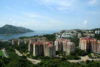 羽田発香港の旅 - 香港・スタンレー半島の「スタンレー・マーケット(赤柱市場)」