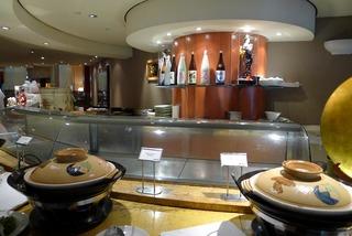 ザ・フラトン・シンガポール(The Fullerton Hotel)の朝食
