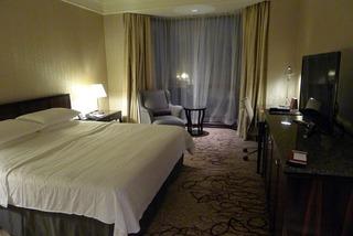 1泊3日、シンガポールの旅  - シェラトン・タワーズ・シンガポール(SHERATON TOWERS SINGAPORE)ホテル