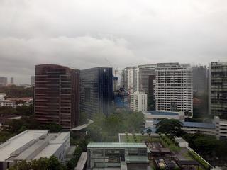 17回目のシンガポール--日本航空「JL035」便