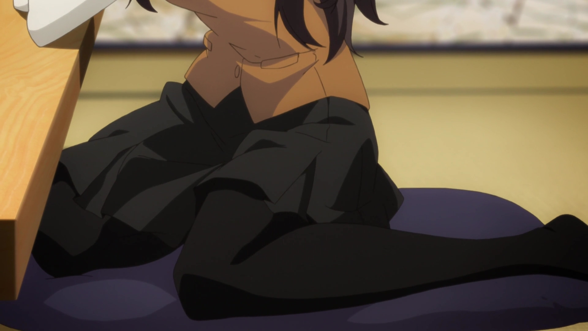 Fate/stay night UBW 番外編 「凛の足について」 海外の感想   海外の ...