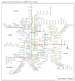 Mass Transit plan