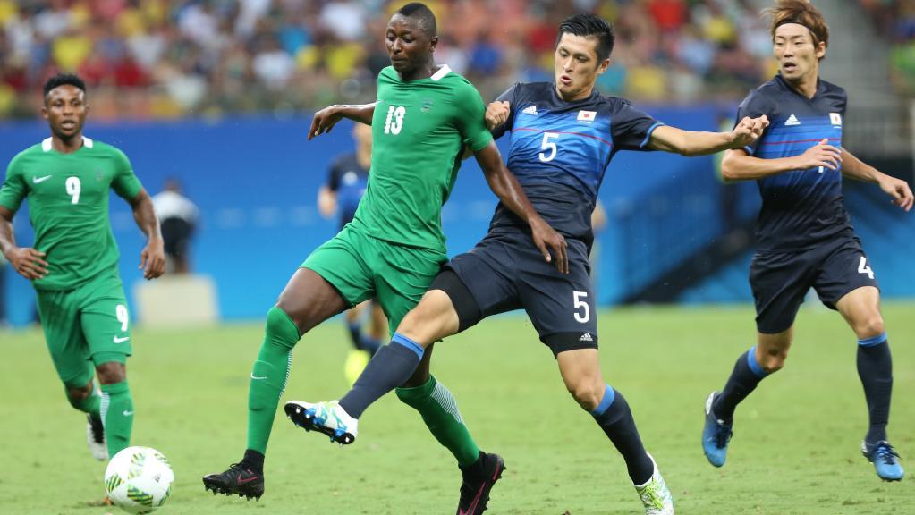 ナイジェリア : ワールドサッカ...