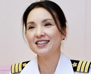 日本に初めて誕生した女性の護衛...